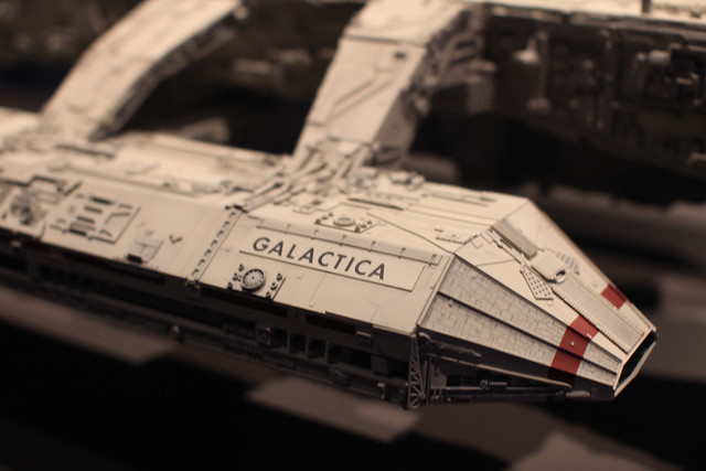 Galactica - © dnak / Flickr Creative Commons