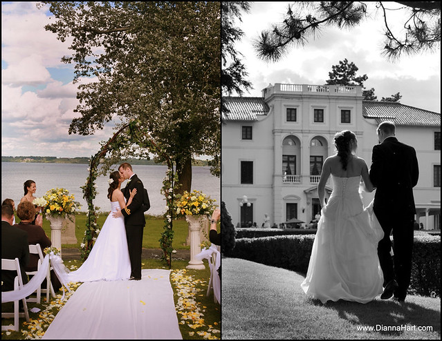 new york weddings at belhurst castle and geneva on the lake by wedding