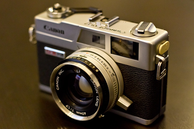 Canonet QL17 G-III   Flickr - Photo Sharing!