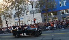 Giants World Series Parade