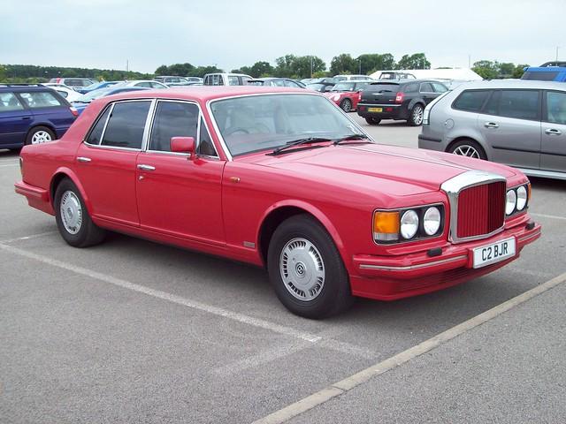 Bentley Turbo R - 1988