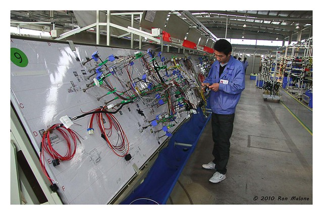 Automotive Wiring Harness Manufacturing Process : Automotive wire harness assembly flickr photo sharing