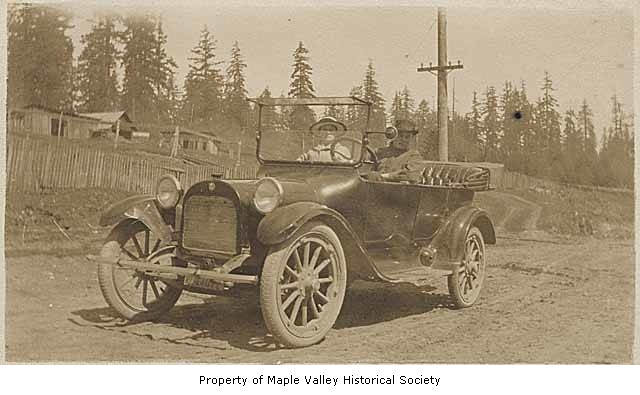 Maple Valley Car Accident Today