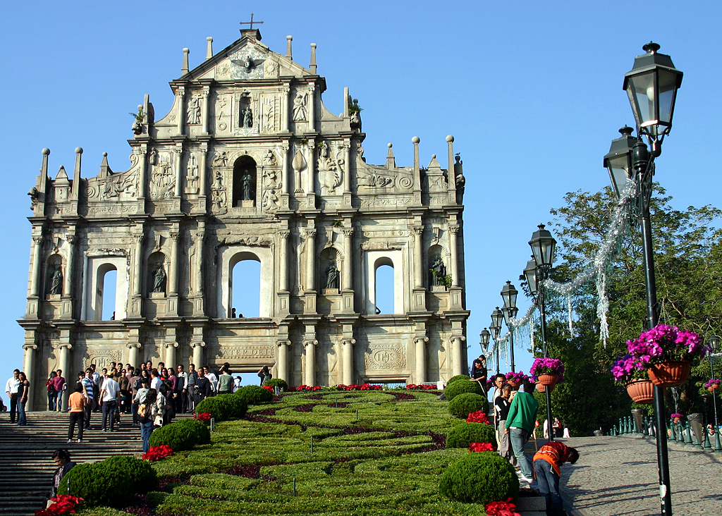Ruins of St. Paul's | Macau | China