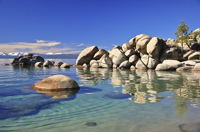 Lago Tahoe, California, Estados Unidos