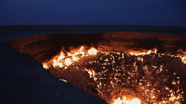 The Door to Hell / Turkmenistan, Darvaza