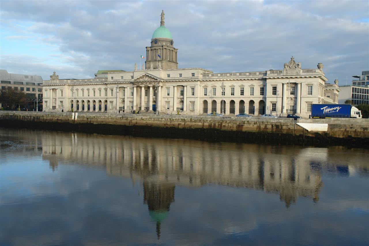 Qué visitar en Dublín en un día: The Custom House qué visitar en dublín en un día - 5175321851 b27b71120d o - Qué visitar en Dublín en un día