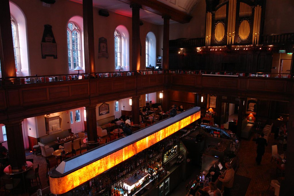 Qué visitar en Dublín en un día: Saint Mary's Church and Pub qué visitar en dublín en un día - 5176013642 a085924280 b - Qué visitar en Dublín en un día