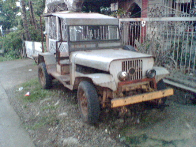 farmer 39 s jeep homemade jeep haha gamit sa bukid by. Black Bedroom Furniture Sets. Home Design Ideas