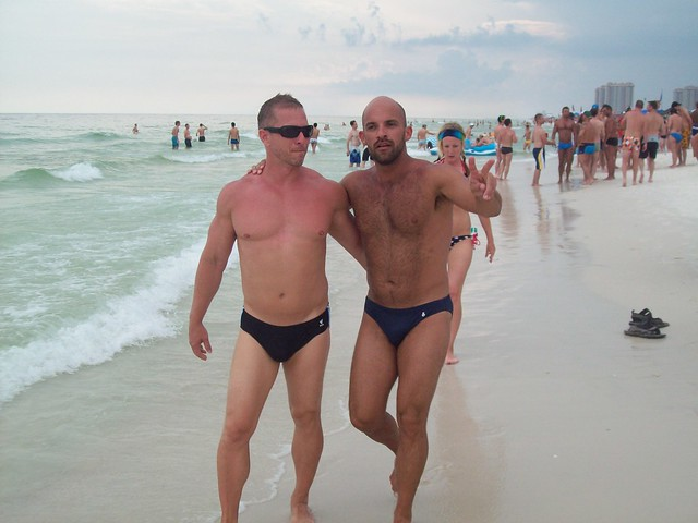 Similar situation. nude beach pensacola florida