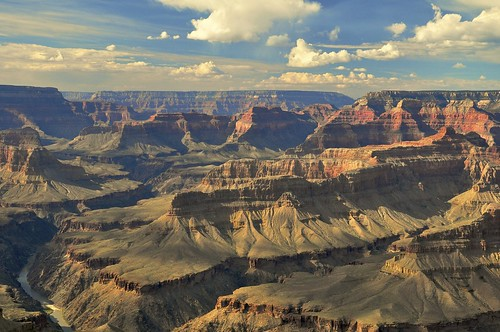 The Abyss, South Rim, Grand Canyon National Park