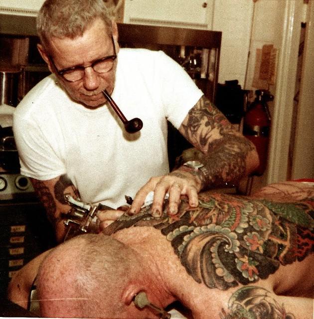 tatuagens new school