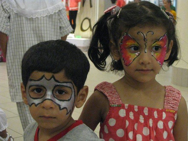 Party Entertainment, face Painter, Face Painting Make Up Artist, Adult Body ...