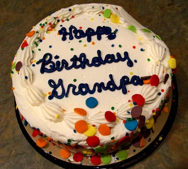 Happy Birthday Grandpa  Flickr - Photo Sharing!