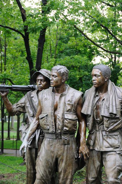 Vietnam Vets Memorial