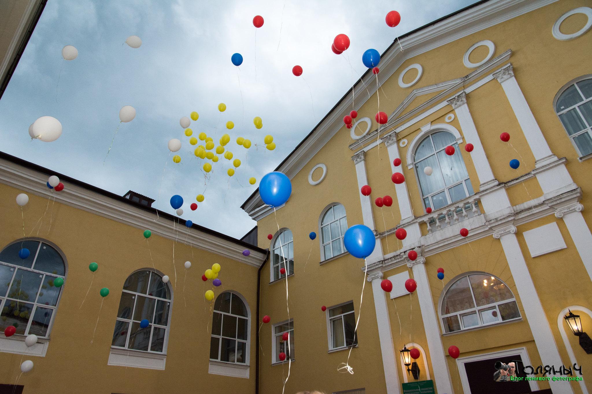 Районный Выпускной-2017. Вручение аттестатов в школе №5