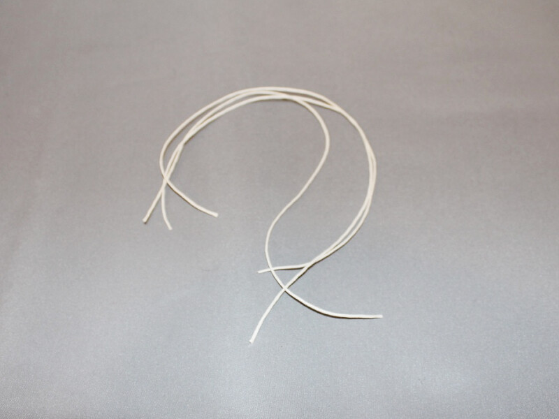 three pieces of string