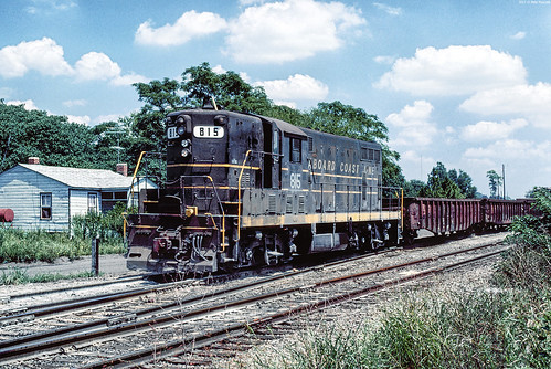 SCL 815 Sumter SC September 1980