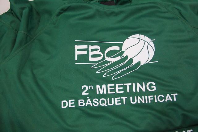 2n Meeting bàsquet unificat 2017