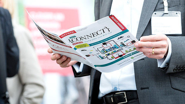 2017 Connect: Holyrood's flagship public sector ICT event