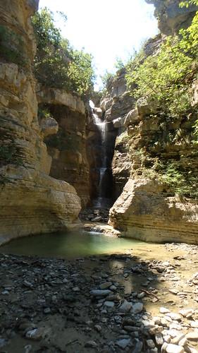 Babos canyon