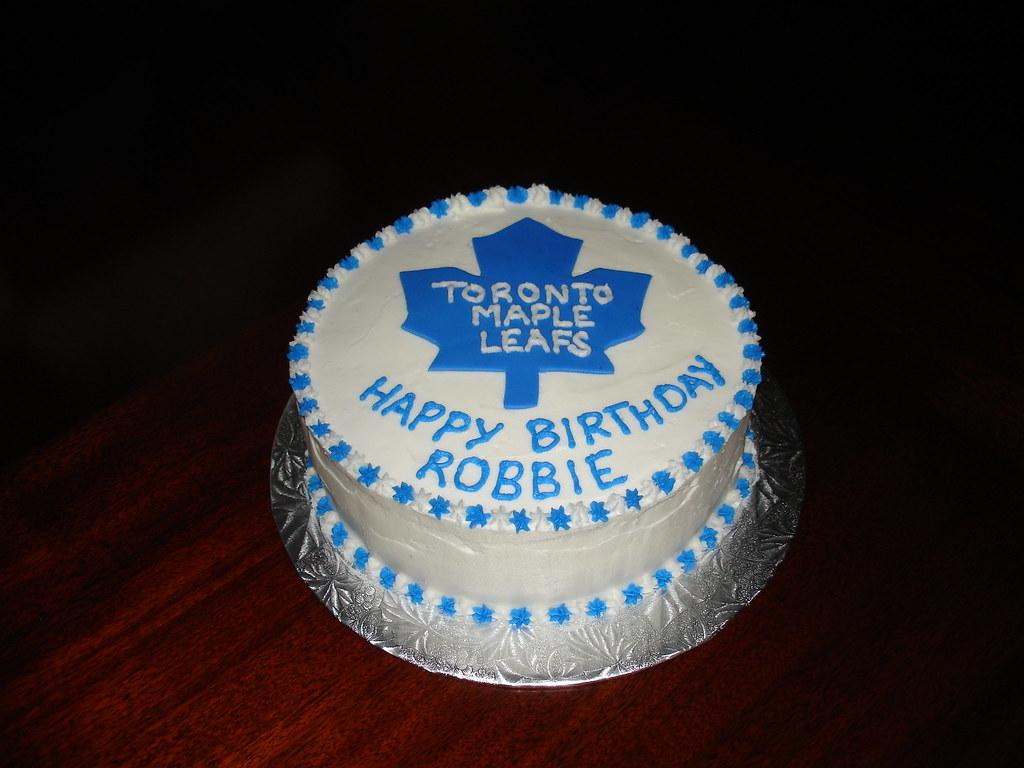 Phenomenal Hockey Birthday Cake Miltowne Cakes Flickr Personalised Birthday Cards Petedlily Jamesorg