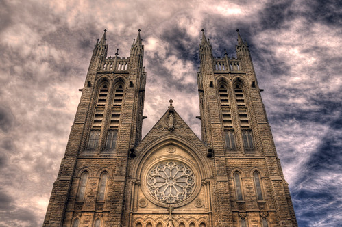 Guelph Cathedral by Jason Allies