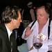Batton with Mark Evanier