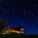 Stars over Crooked Creek Ranch in Colorado by andrew_v