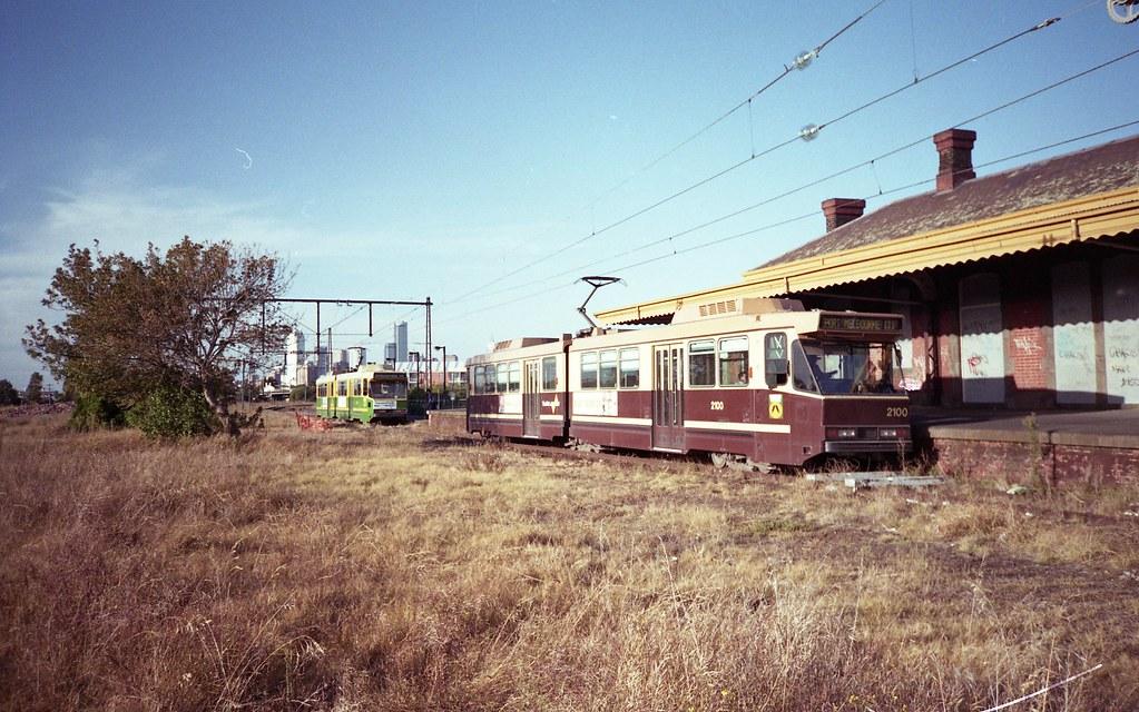 1993 PORT MELBOURNE by lindsaybridge