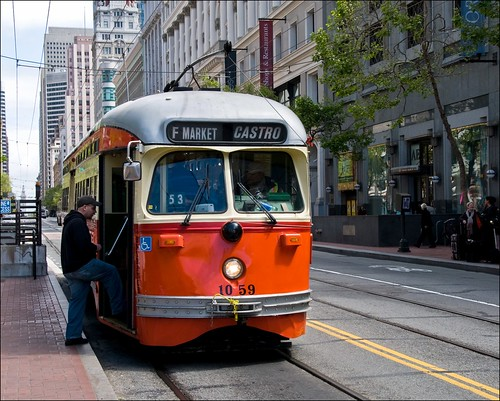 San Francisco's Historic Streetcar Photography