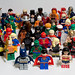DC Hero Minifigs (most of them)