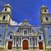 Catedral de la Inmaculada Concepcion en Cordoba, Veracruz, Mexico HDR