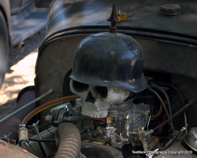 Built Rat Rod Air Cleaner : Ford sedan rat rod air cleaner flickr photo sharing