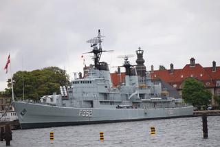 Image of  HDMS Peder Skram. copenhagen denmark princesscruises oceanprincess europeancruise harveybarrison hbarrison