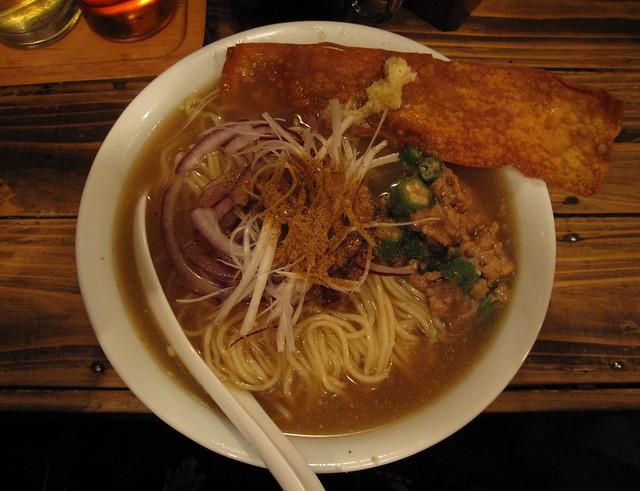 凪 新宿ゴールデン街店 冷やし煮干し