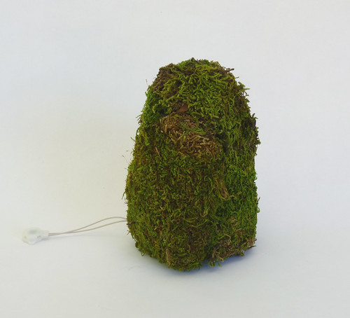 "Misako Inaoka ""Small Moss Creature"""