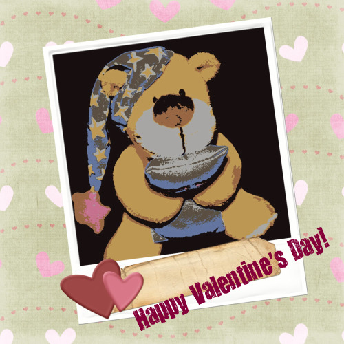 Image Result For Teddy Bear Valentines