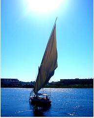 Sailing to our new beginning ...