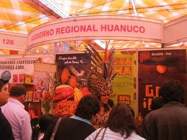 Header of Huanuco