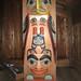 Small photo of Alaska Native Heritage Center Totem Pole