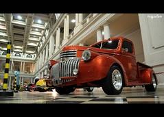 Chevy Pickup de los años 50