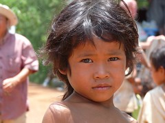 Child in province