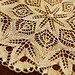 Large Knitted Doily