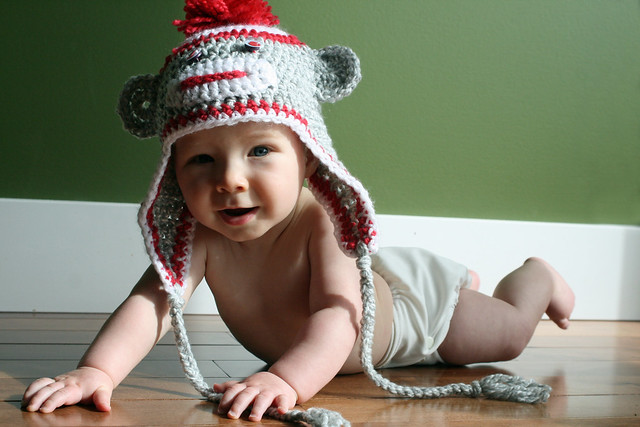 Little Sock Monkey