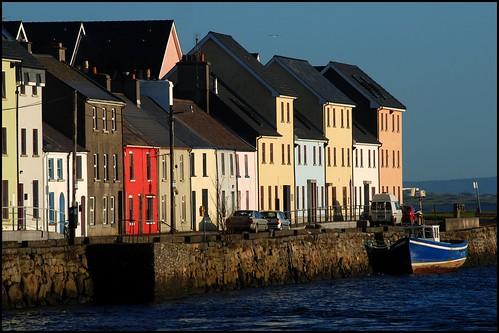 Nehéz-Posony Kata: Kék, zöld, sárga, piros - Írország
