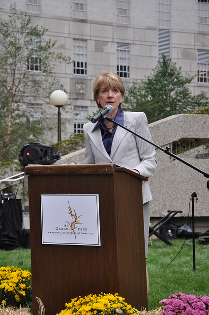 Garden of Peace Event: September 2010