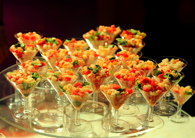 party appetizer clever serve