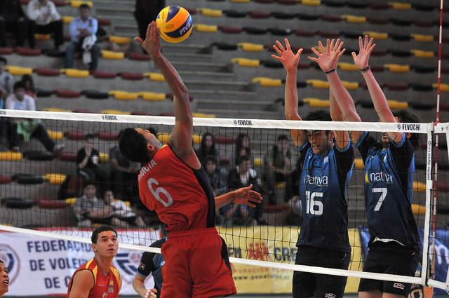 sudamericano de voleibol: