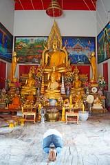 9 Temples tour Ayutthaya 2010